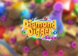 Diamond Digger Saga Livello 451-470