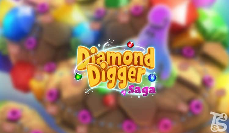 Diamond Digger Saga Livello 451-470