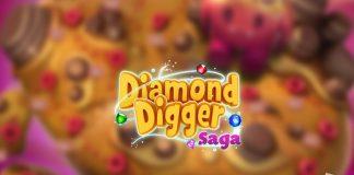 Diamond Digger Saga Livello 491-510