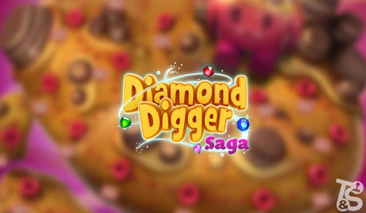 Diamond Digger Saga Livello 491-510