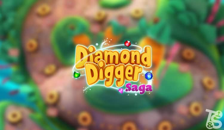 Diamond Digger Saga Livello 511-530