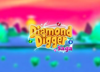 Diamond Digger Saga Livello 531-550