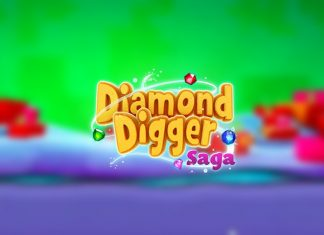 Diamond Digger Saga Livello 551-570