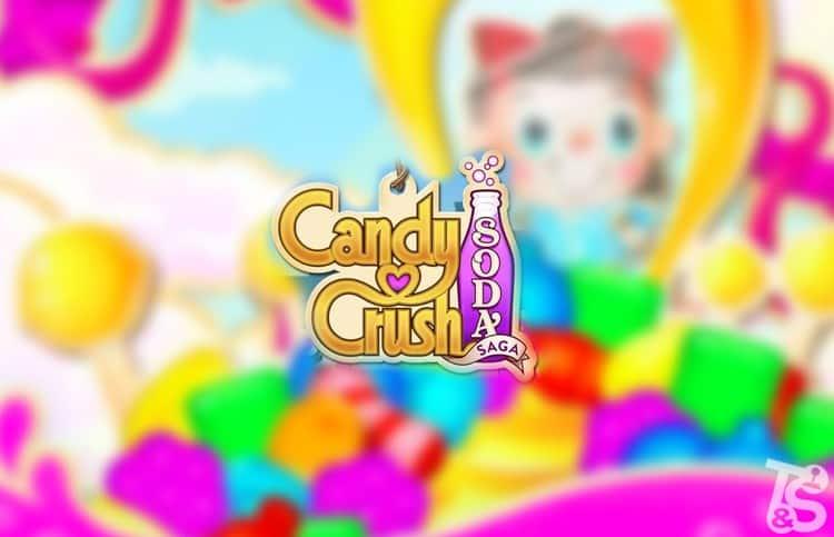 Candy Crush Soda Saga Livello 361-375