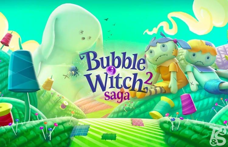 Bubble Witch Saga 2 Livello 571-590