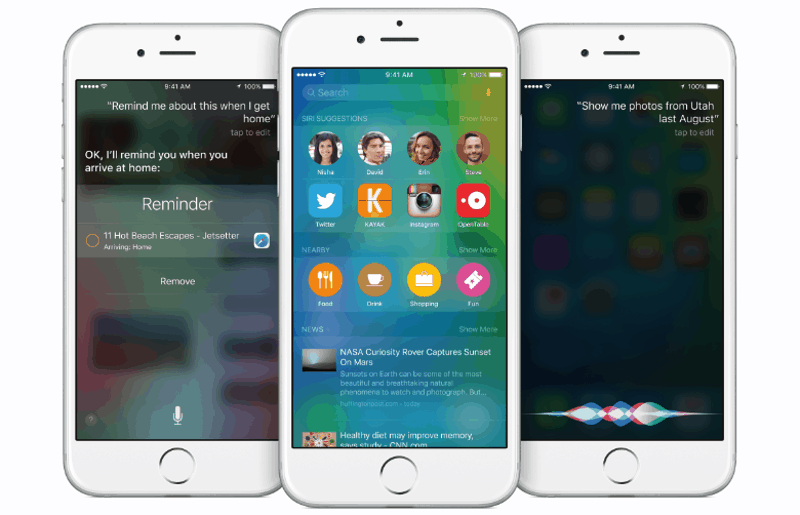 Come fare downgrade da iOS 9 a iOS 8.4
