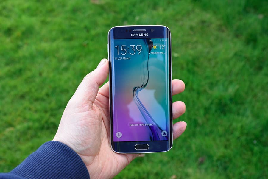 Formattare Galaxy S6 Edge