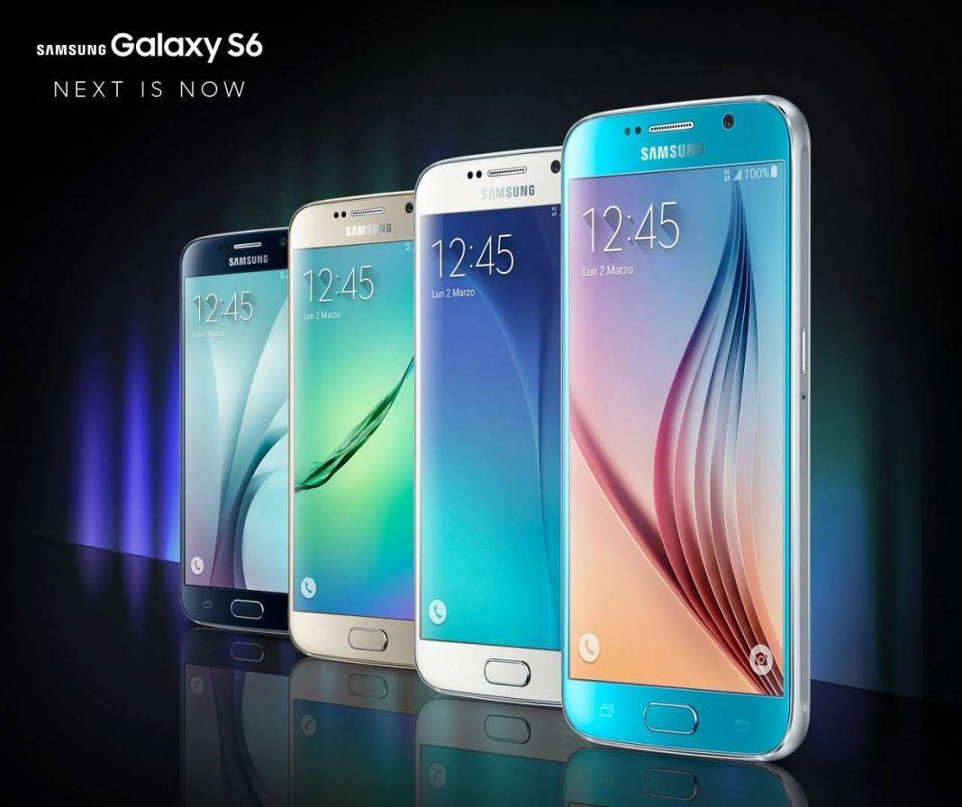 Sfondi Galaxy S6