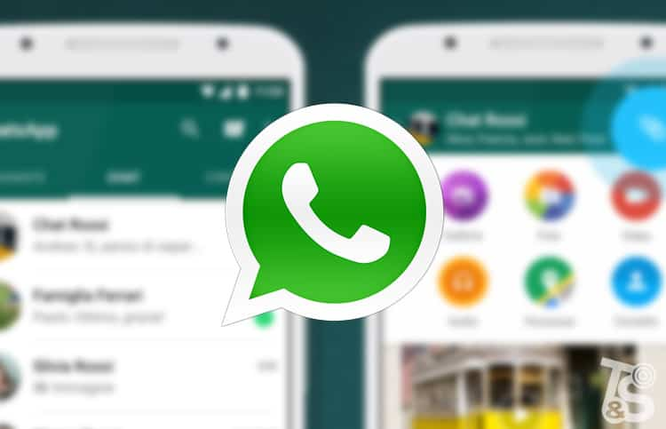 Eliminare backup WhatsApp su Android