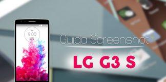 Screenshot LG G3 S