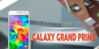 Screenshot Samsung Grand Prime