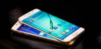 Screenshot Samsung S6 Edge+