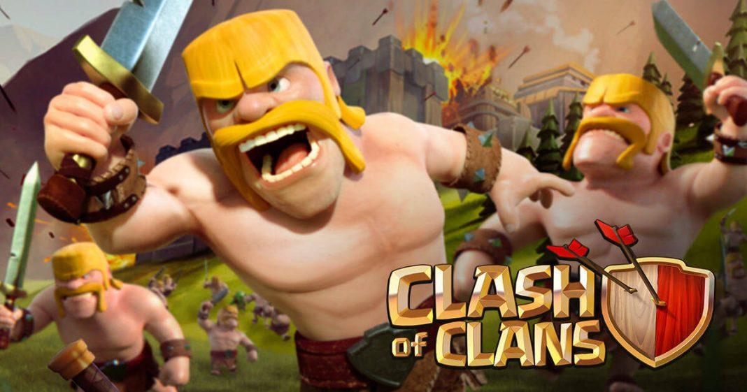 Nuovo aggiornamento Clash of Clans