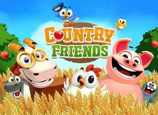Country Friends, il nuovo gioco manageriale di Gameloft