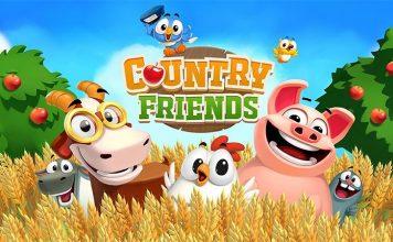Country Friends, il nuovo gioco manageriale di Gameloft