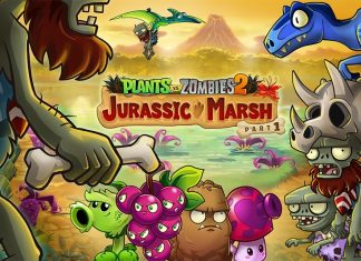 Plants vs Zombies 2 Pantano Giurassico Parte 1