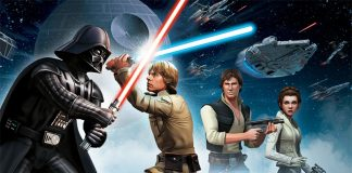 Star Wars Galaxy of Heroes per Android e iOS