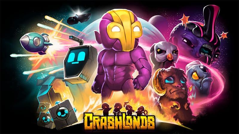 Crashlands data di rilascio