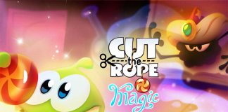 Cut the Rope Magic per Android e iOS