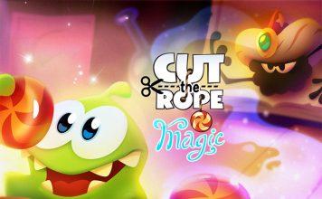 Cut the Rope Magic per Android e iOS