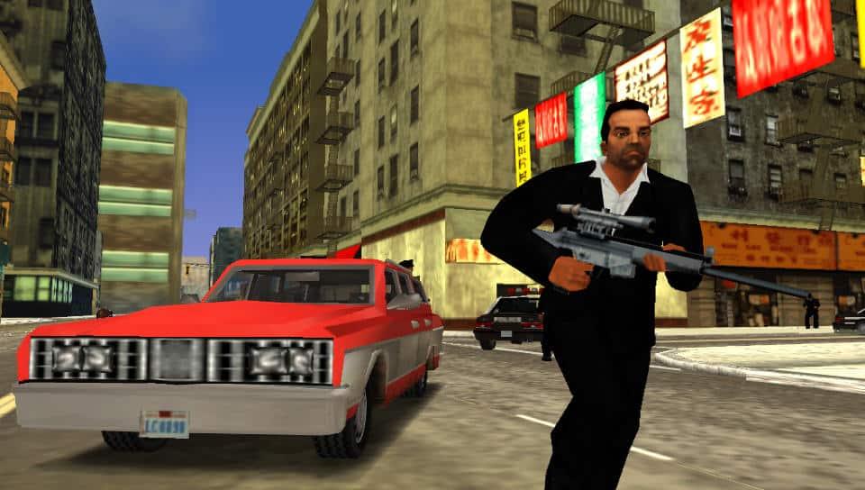 GTA Liberty City Stories per iOS