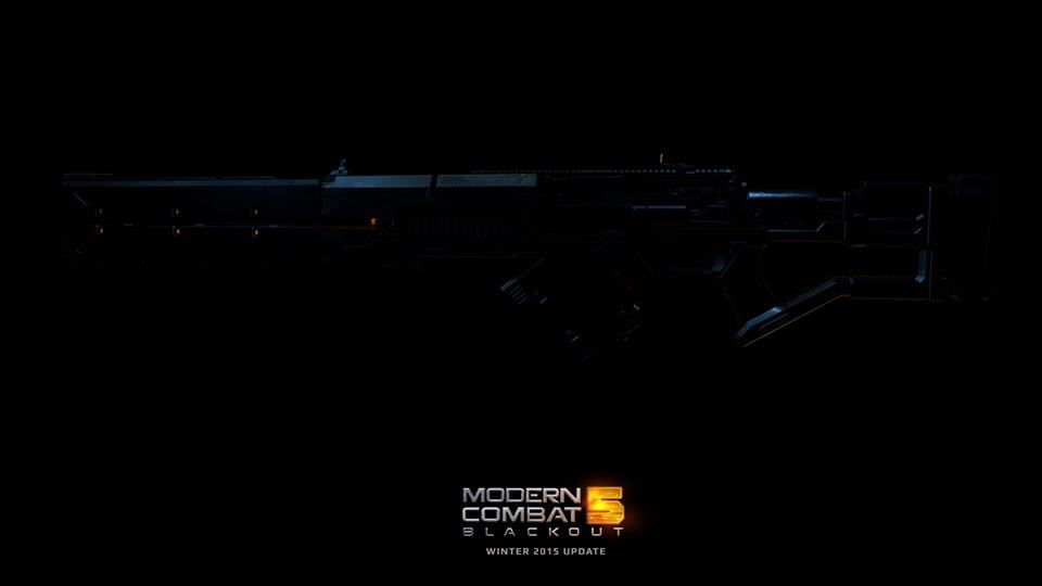 Modern Combat 5 aggiornamento invernale