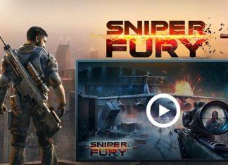 Sniper Fury per iPhone e iPad