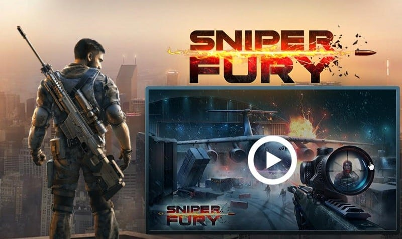 Sniper Fury per iPhone e iPad
