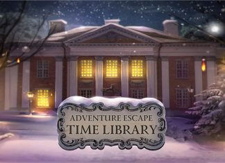 Soluzioni Adventure Escape Time Library