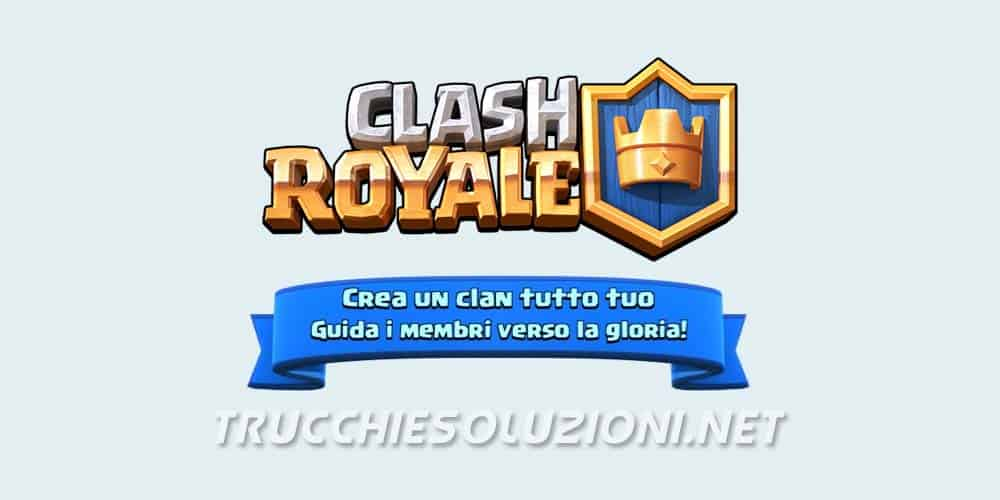 Clash Royale Clan Italiani