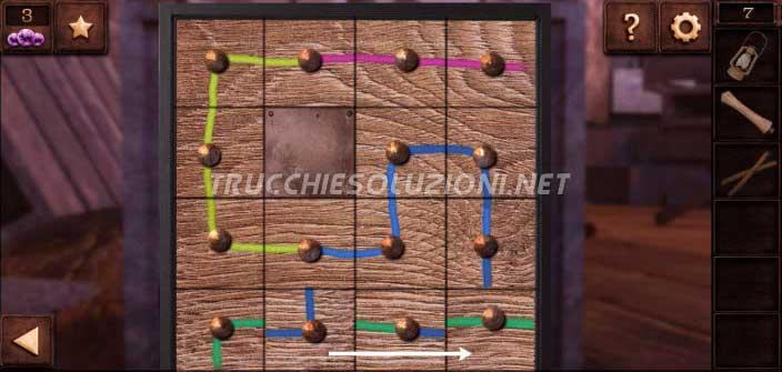 Soluzioni Can You Escape Tower 2 Livello 7