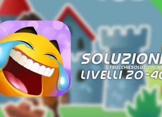 Soluzioni EmojiNation 2 Livello 20-40