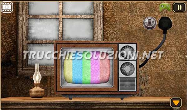 Soluzioni Go EscapeTV