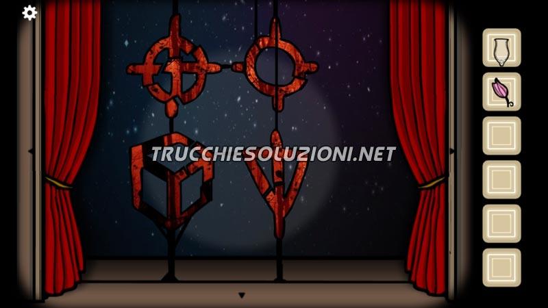 Soluzione Cube Escape Theatre Segni