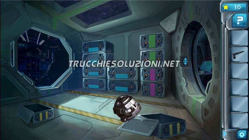 soluzione Adventure Escape Space Crisis