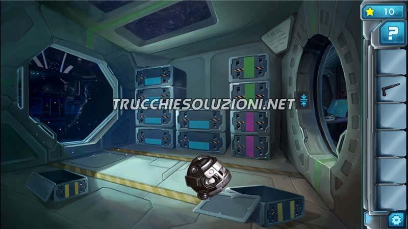 soluzione Adventure Escape Space Crisis