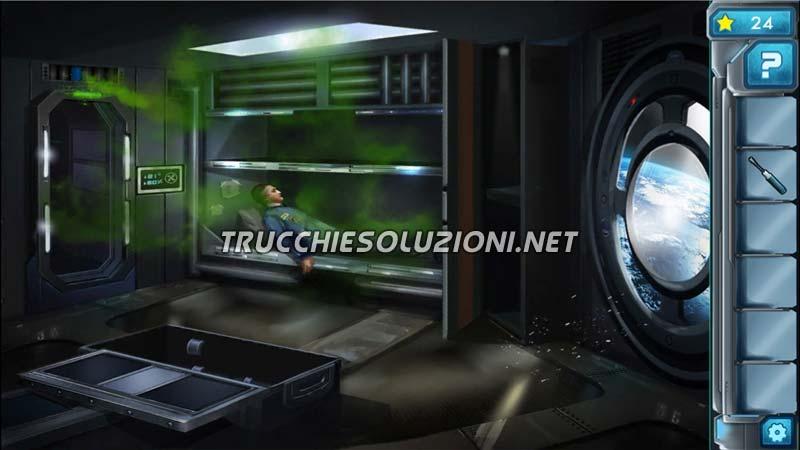Soluzione Escape Space