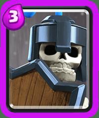 Guardie Clash Royale