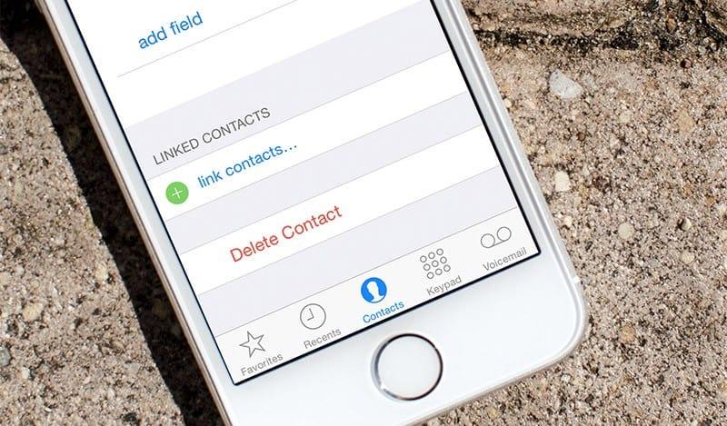 Come cancellare contatti duplicati su iPhone