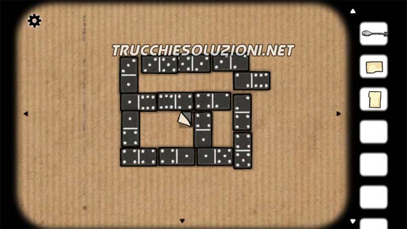 Cube Escape Harvey's Box soluzione