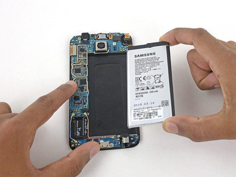 Samsung S7 si surriscalda