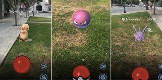 Giocare con lo schermo spento su Android a Pokemon Go