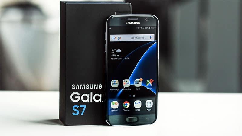 Hard Reset Samsung S7 e S7 Edge