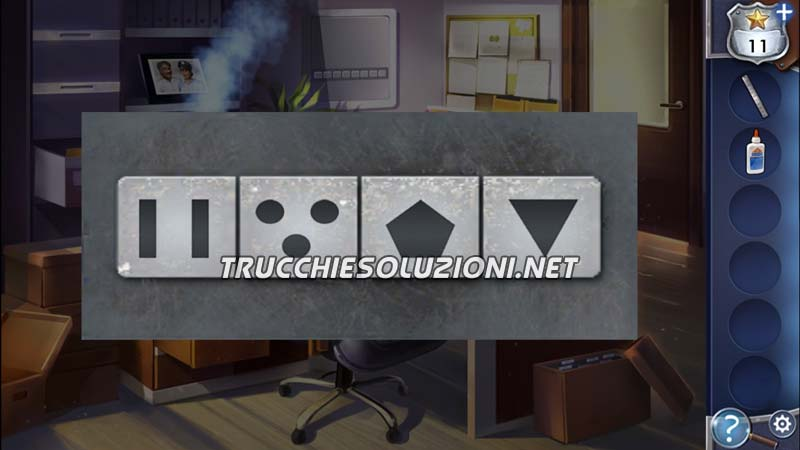 soluzioni Adventure Escape Framed for Murder