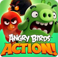 Trucchi Angry Birds Action Android APK