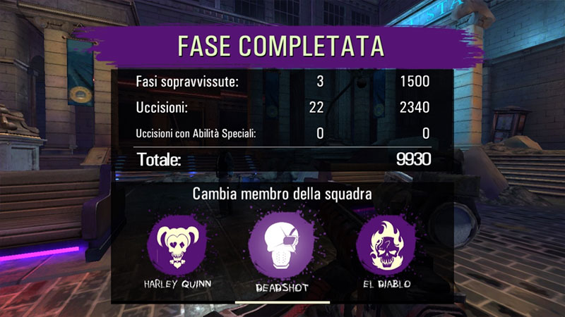Trucchi Suicide Squad