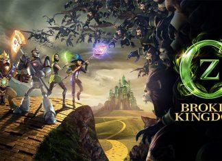 Trucchi Oz Broken Kingdom