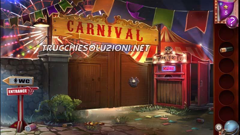 Soluzioni Midnight Carnival