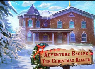 Soluzioni Adventure Escape Christmas Killer