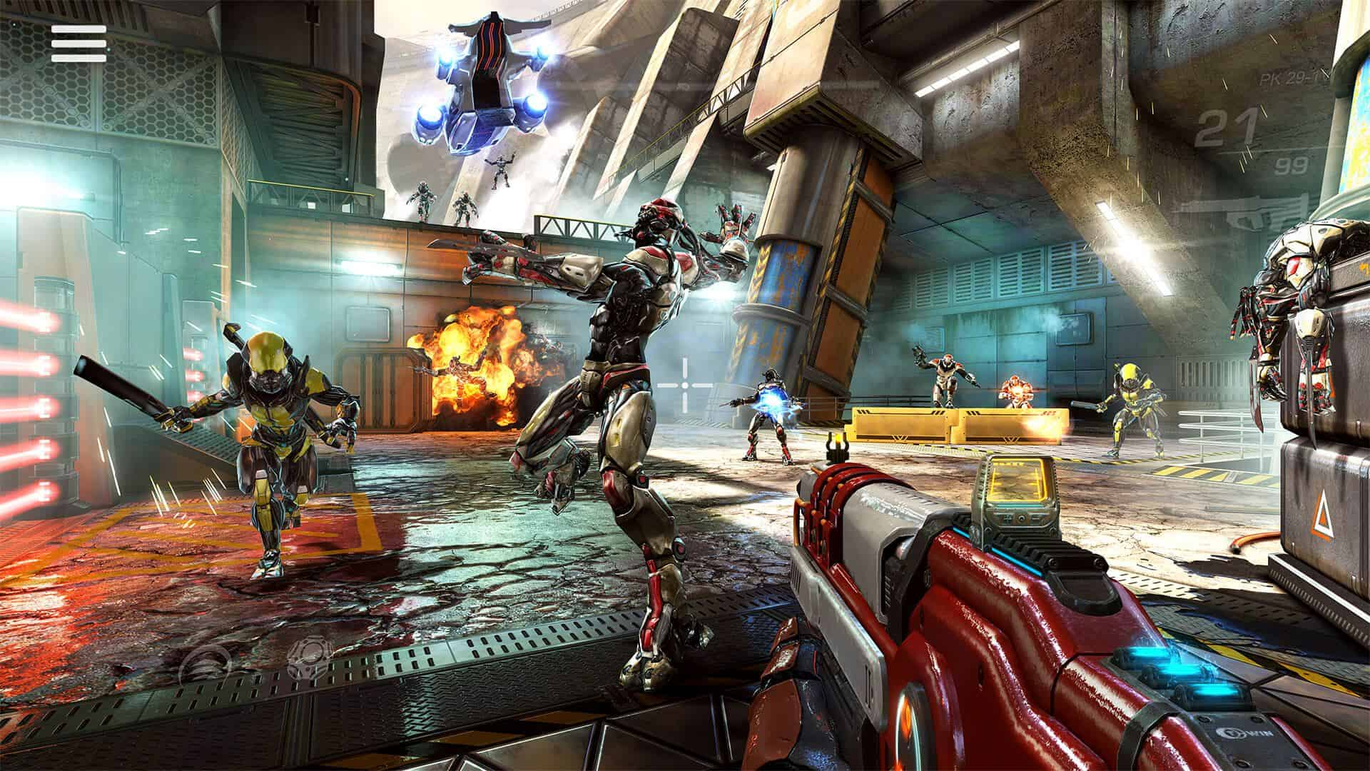 Shadowgun Legends 4